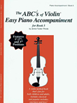 The ABCs of Violin Easy Piano Accompaniment for Book 5