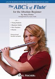The ABCs of Flute for the Absolute Beginner DVD