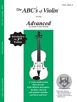 The ABCs of Violin for the Advanced, Book 3